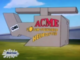 Acme Solar Powered Helicopter