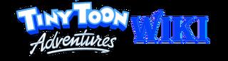 Tiny Toon Adventures Wiki Wordmark Logo 2