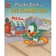 122274694 plucky-duck-in-the-summer-job