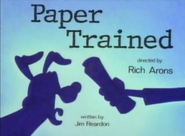 PaperTrained-TitleCard