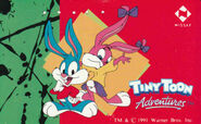Tiny-Toon phone card