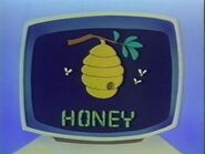 Honey Cartoon