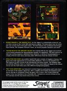 Atari Jaguar Jaguar 64 Bit Beta Preservation Pack Tiny Toons Final Back Cover