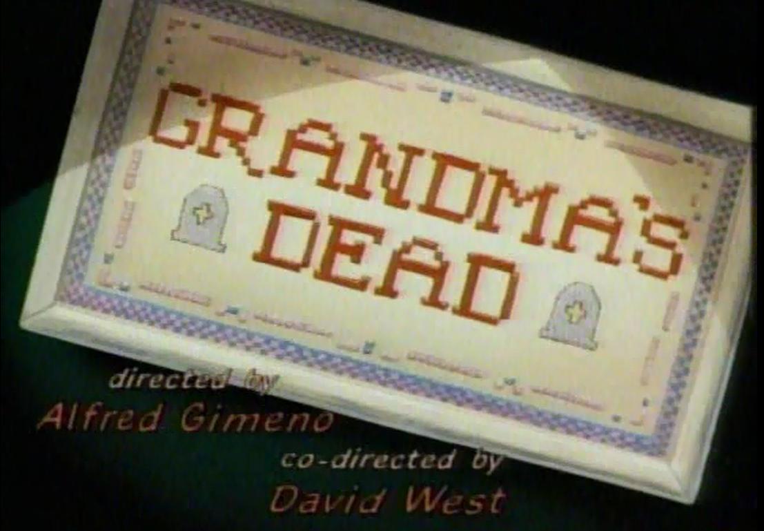 Grandma\'s Dead | Tiny Toon Adventures Wiki | FANDOM powered ...