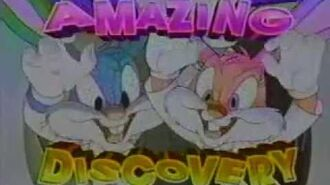 Tiny Toon Adventures Promo- Snappy Comebacks