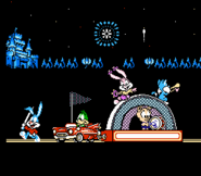 Tiny Toon Adventures 2 - Trouble in Wackyland ending