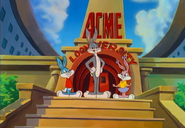 Welcome to Acme Looniversity
