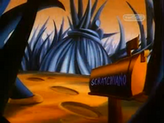 The Scratchiano Family mailbox