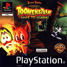 Tiny Toon Adventures - Toonenstein - Dare to Scare Coverart