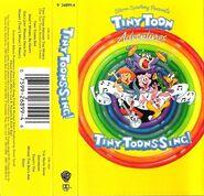 TTA Tiny Toon Sing Cassette