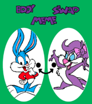 Buster and Fifi Body Swap