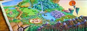 Acme Acres map
