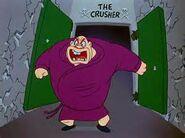 Crusher the door