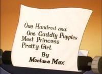 MontyFinishes101CuddlyPuppies