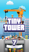 TinyTower Splash 7years
