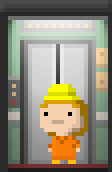 Tiny Tower Construction Worker