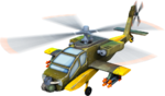 Firestorm chopper
