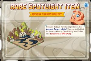 Modal spotlight ancienttarpitshabitat@2x