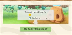 Expand your village for