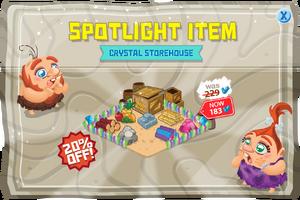 Spotlight item crystalstorehouse@2x
