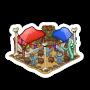 Sticker villageplaza@2x