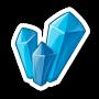 Sticker crystals@2x