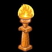 Decoration villagegamestorch bronze1 thumbnail@2x