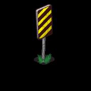 Decoration roadsignssmall caution3 thumbnail@2x