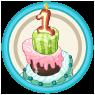 Goals icon birthdayCake@2x