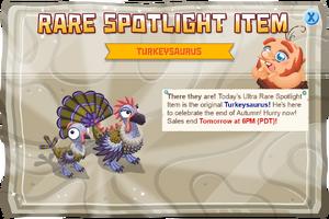 Modal spotlight turkeysaurus@2x
