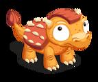Ankyrosaurus baby@2x