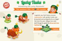 Modals luckymammoth lastDay v2@2x