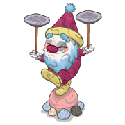 Decoration clownrupertstatue thumbnail@2x