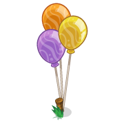 Decoration circusballoons yellow thumbnail@2x
