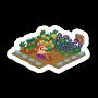 Sticker rusticfarm@2x