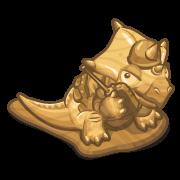 Decoration armydinos protoceratops brown3 thumbnail@2x