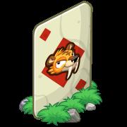 Decoration playingcard ace sabertoothtiger diamond thumbnail@2x