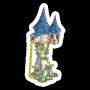 Sticker rapunzelstower@2x