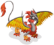Leafdragon red adult@2x