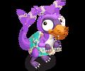 Purplebambiraptor toddler@2x