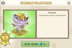 Dinocrates 2 tornado