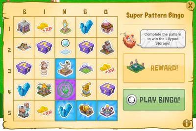Midspring super bingo