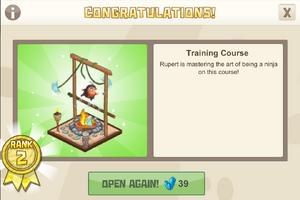 Ninja 2 training course