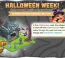Halloween Week!