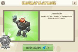 Gaint robot