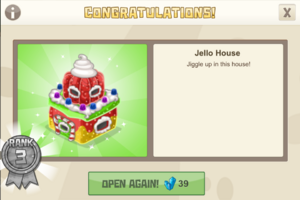 Dinocrates 3 jello house