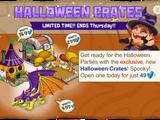 Halloween Crates