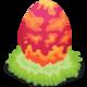 Corythosaurus egg@2x