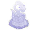Ghost corythosaurus baby@2x