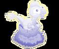 Ghost oviraptor baby@2x
